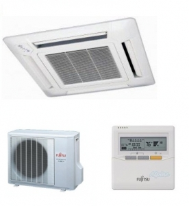 Fujitsu Compact Cassette Air Conditioning - Heat Pump