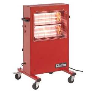 Clarke Devil Halogen Heater - 371P