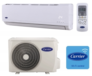 Carrier Inverter Wall Air Conditioner 42QHC018D8S
