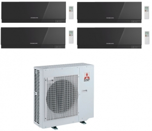 Mitsubishi Electric Outdoor Unit MXZ-4E83VA - 4 Zen Wall Mounted Indoor Units