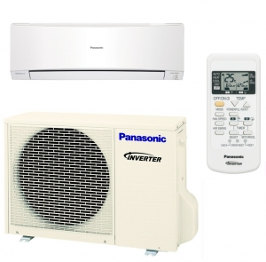 Panasonic Air Heat Pump - Wall Air Conditioning Unit CS-RE18RKEW