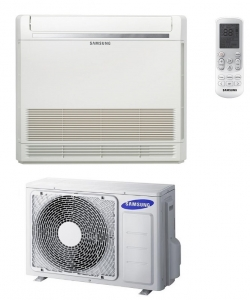 Samsung Floor Console Heat Pump