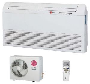 LG Low Wall - Under Ceiling Air Conditioning - Heat Pump