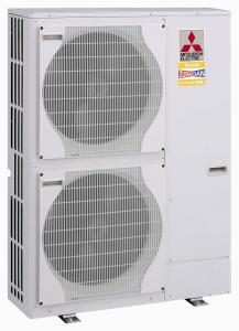 Mitsubishi Electric Zubadan - Outdoor Unit Only