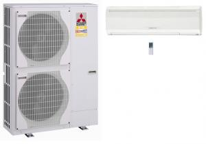 Mitsubishi Electric Zubadan Wall Heat Pump System