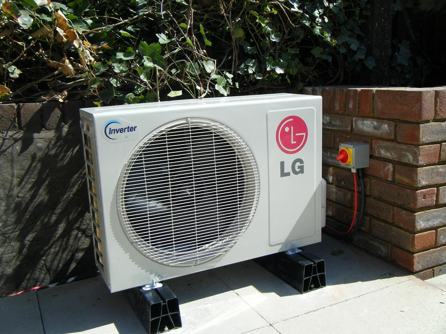 LG air conditioning London