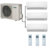 Daikin 3MXM52N Outdoor Unit - 3 Indoor Units
