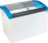 Elcold 270 Litre Glass Lidded Chest Freezer FOCUS106