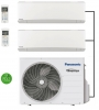 Panasonic CU-2Z35TBE Outdoor Unit - 2 Indoor Units