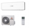 Mitsubishi SRK25ZS-S Inverter High Wall Air Conditioner - Heat Pump