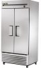 True T35F Double Door Cabinet Freezer