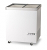 Vestfrost 194 Litre Glass Lidded Chest Freezer IKG205