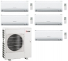 Mitsubishi Electric Outdoor Unit MXZ-5E102VA - 5 High Wall Indoor Units