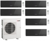 Mitsubishi Electric Outdoor Unit MXZ-6D122VA - 6 Zen Indoor Units