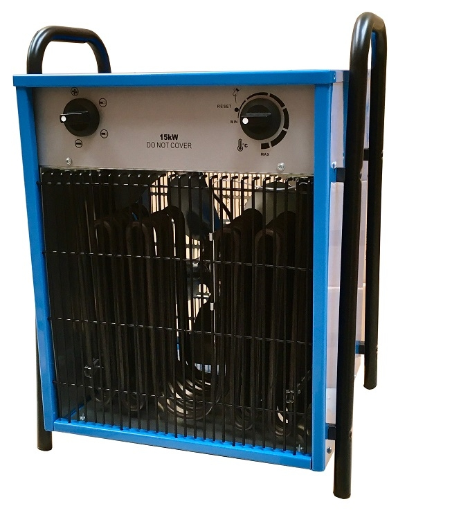 400V), 15kW Portable Electric Heater