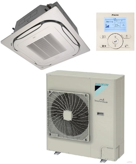 daikin fcag71a air conditioning cassette. Black Bedroom Furniture Sets. Home Design Ideas