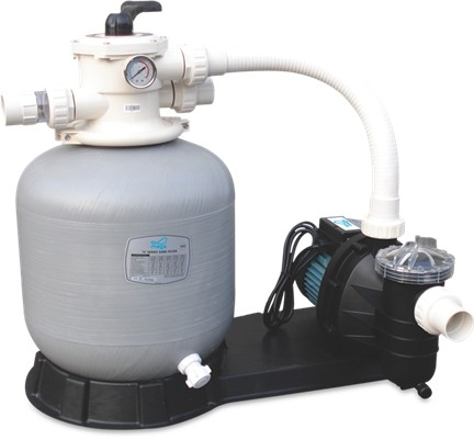 Mega Fsf350 6w Swimming Pool Filter Pump Set