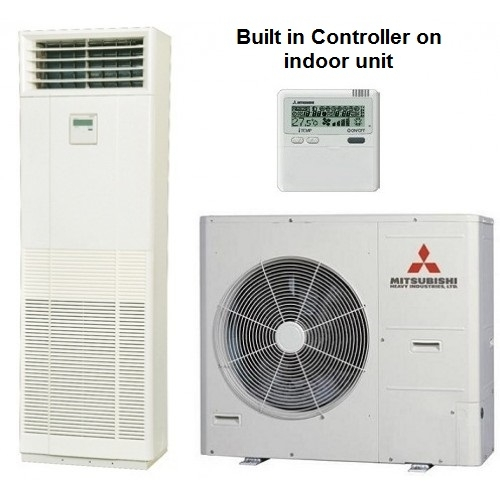 Perfect Mitsubishi FDF125VD Floor Standing Air Conditioning Unit