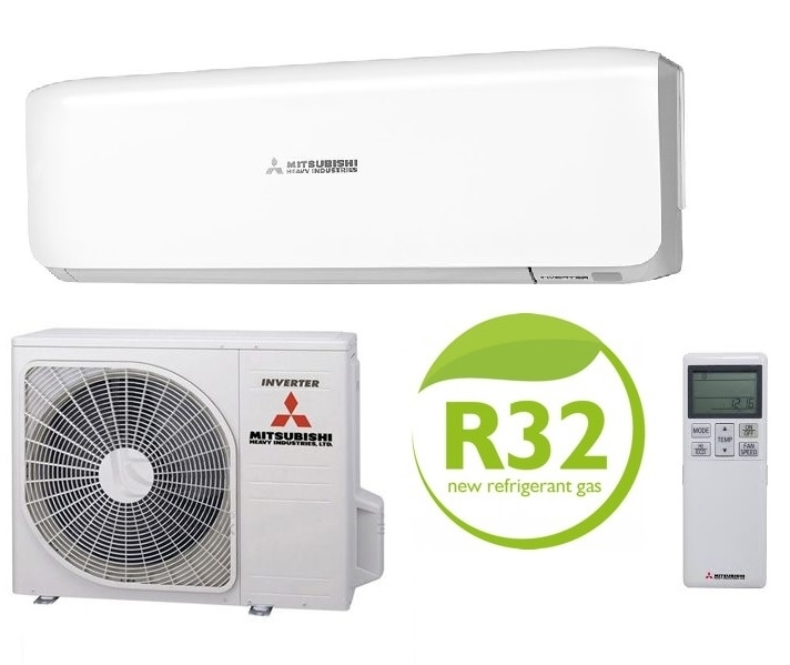 Mitsubishi SRK50ZS-W Wall Mounted Inverter Air Conditioner
