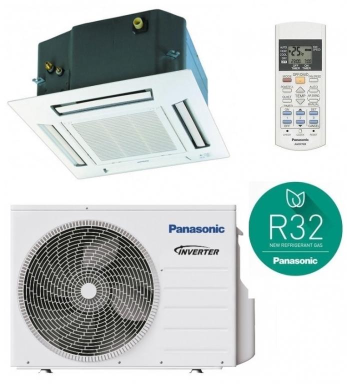 Panasonic CS-Z35UB4EAW Cassette Air Conditioner