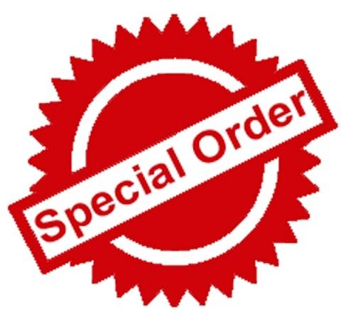 Special Order Sliwinski
