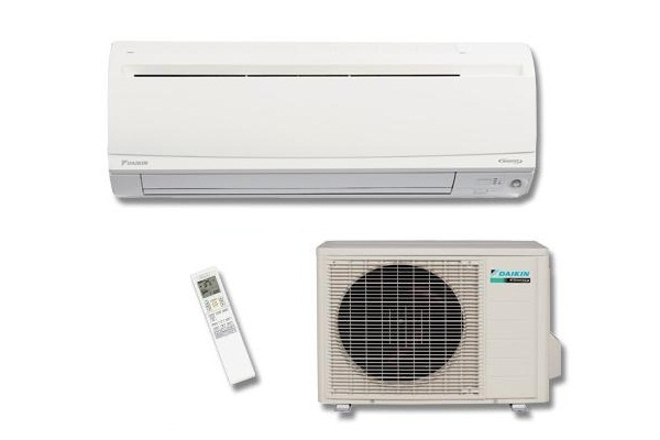 daikin ftxs25k wall mounted heat pump air conditioning. Black Bedroom Furniture Sets. Home Design Ideas