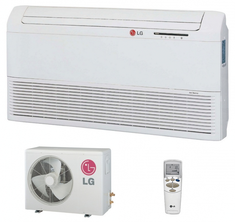 Lg Heating And Cooling Wall Units : Lg cv ne wall ceiling system